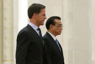 Nederland staat goed op de kaart in China