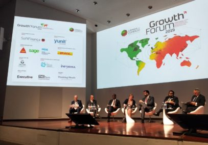 APRIL 11, 2019: The Growth Forum in Lisbon