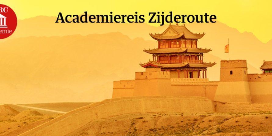 OCT 4, 2020: NRC Academiereis Zijderoute, Met Annette Nijs