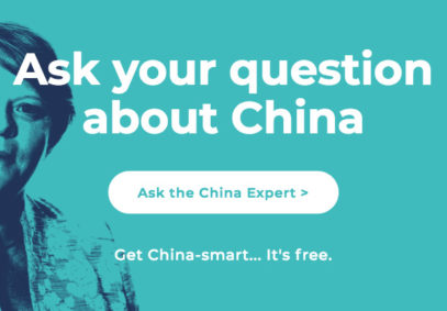 Ask your question about China