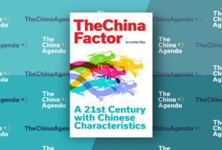 JUNE 2019: THE CHINA FACTOR – my second book is launched