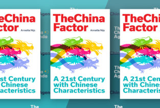 JULY 2019: You can buy 'The China Factor' here.