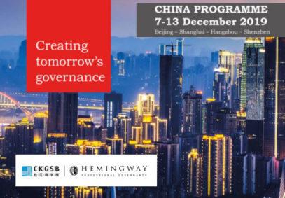DEC 7-13, 2019: Join us to China – Beijing – Shanghai – Hangzhou – Shenzhen