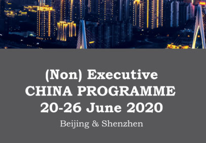 JUN 20-26, 2020: Join us to China – Beijing – Shenzhen