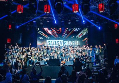 SEP END, 2020: Slush, Shanghai